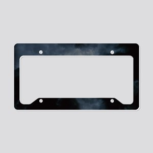 cluds copy License Plate Holder