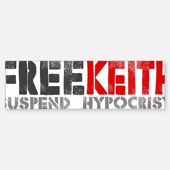 freekeith Sticker (Bumper)