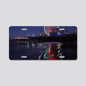 Reflections Aluminum License Plate