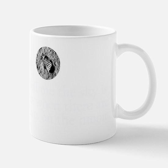 footprintsmoonDrk Mug