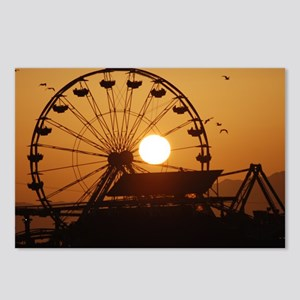The Last Sunset Postcards (Package of 8)