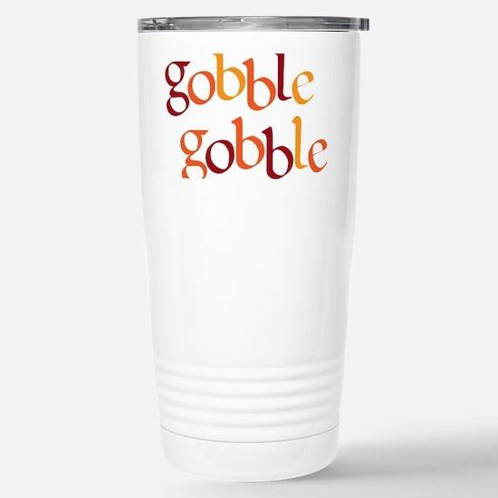 gobble gobble Stainless Steel Travel Mug