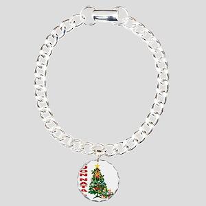 buon natale bb Charm Bracelet, One Charm