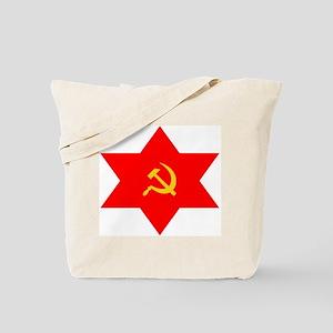 Hammer, Sickle, Star Tote Bag