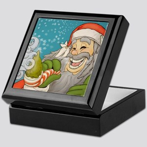 santa_notext Keepsake Box