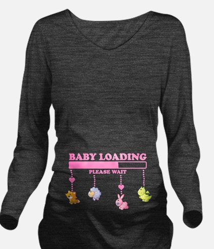 Baby Toys Long Sleeve Maternity T-Shirt