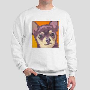 chihua large cafe Sweatshirt