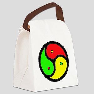 bdsm rasta Canvas Lunch Bag