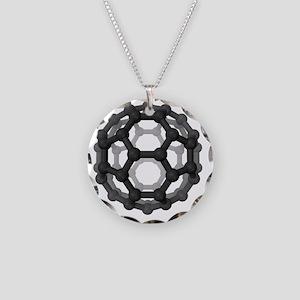 bucky200 Necklace Circle Charm