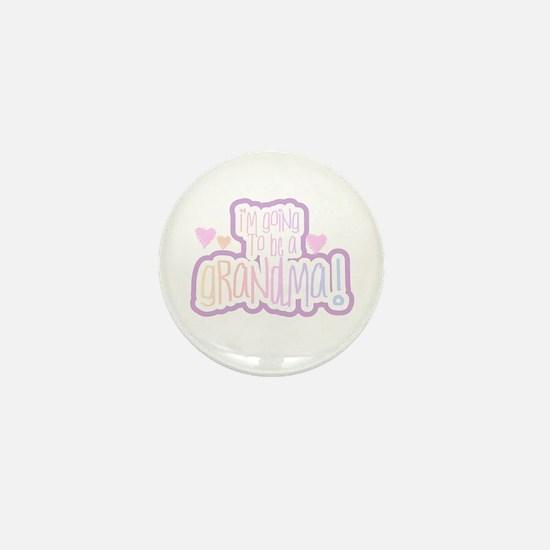 Future Grandma Mini Button