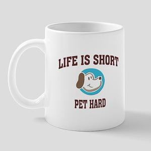 Pet Hard Mug