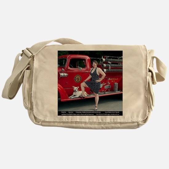 liz Messenger Bag