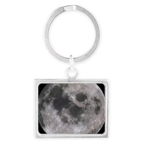 moon-200 Landscape Keychain