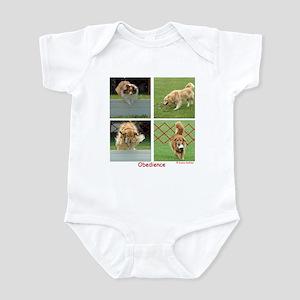 Obedience Infant Bodysuit