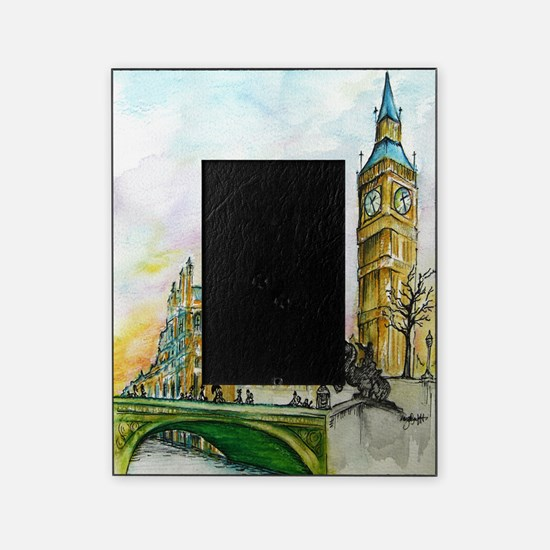 big ben small poster Picture Frame