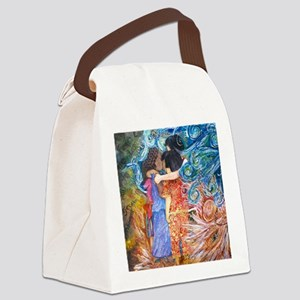 artmessengers_2 Canvas Lunch Bag
