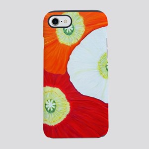 Three Poppies iPhone 7 Tough Case