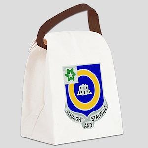 DUI-41ST INFANTRY REGIMENT Canvas Lunch Bag