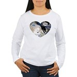 """Valentines Day"" Women's Long Sleeve T-Shirt"