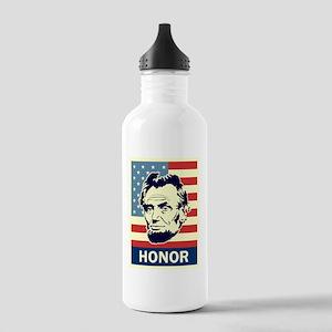 Honor-(dark-shirt) Stainless Water Bottle 1.0L