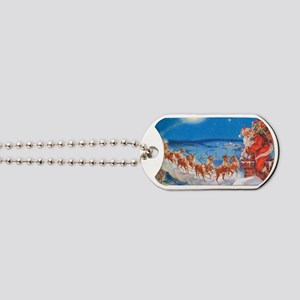 Santa Claus 60_10x14L Dog Tags