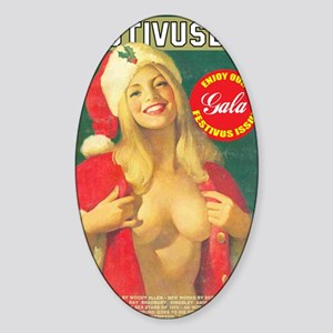 Dec1972 Sticker (Oval)