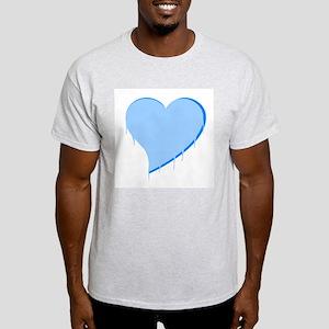 Icicle Heart Light T-Shirt