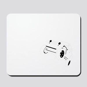 Volunteer Spotter WHITE Mousepad