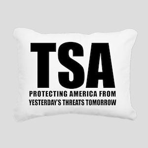 TSA Rectangular Canvas Pillow