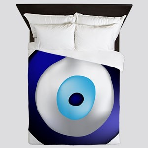 Evil Eye Queen Duvet