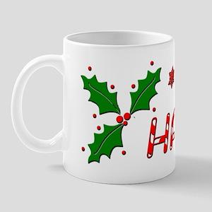 Habibi_xmas-stocking Mug