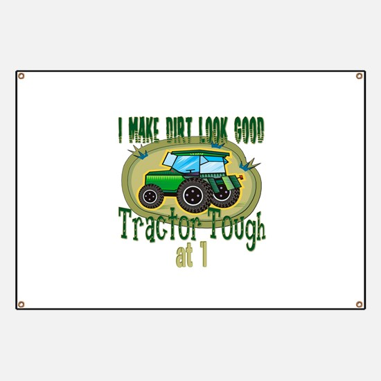 Tractor Tough 1st Banner