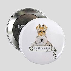 Fox Terriers Rule Button