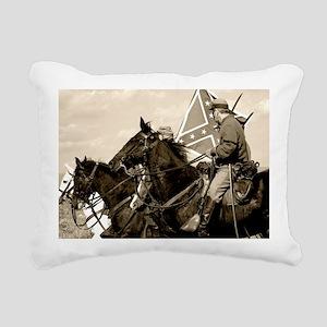 civilwar_smp Rectangular Canvas Pillow