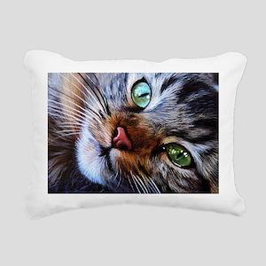 4 Rectangular Canvas Pillow