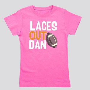 laces out Girl's Tee