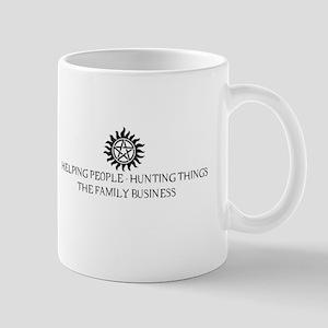 SPN Family Business Mugs