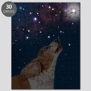 O Howly Night Front Puzzle