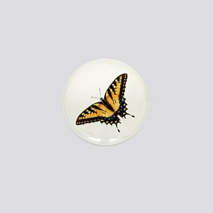 tigerSwallowtail45 Mini Button