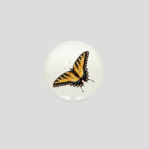 tigerSwallowtail45 Mini Button