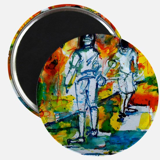 Epee Boys Magnet