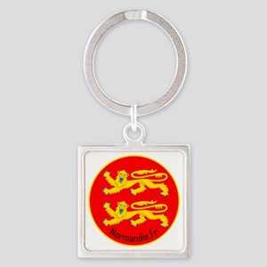 Normandie_Polo 2 Square Keychain