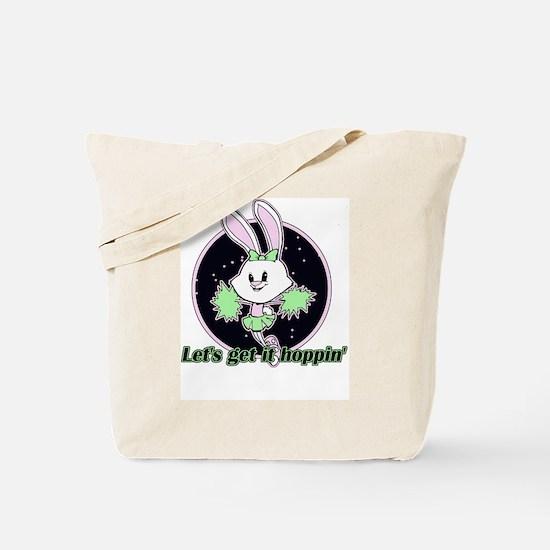 bunny cafe Tote Bag