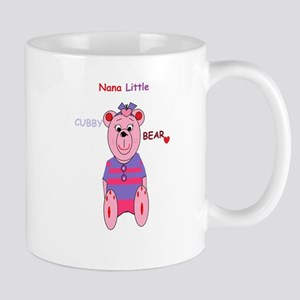 nanas little cubby bear Mugs