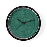 METRO SOCIETY SEAL LOGO Wall Clock