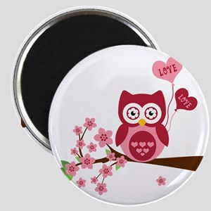 Love You Owl Magnet