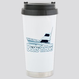 boats1 Stainless Steel Travel Mug