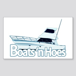 boats1 Sticker (Rectangle)