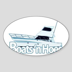 boats1 Sticker (Oval)
