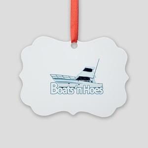boats1 Picture Ornament